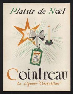 Publicite Cointreau Alcool Alcohol AD 1938 6F | eBay