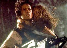 """alien"" Sigourney Weaver"