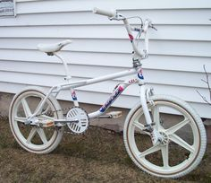 80's BMX bikes... I was a BMX bandit back in the day... Old school movie... Look it up!!!