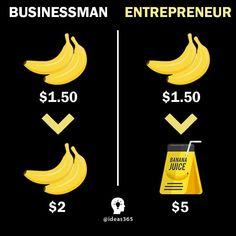 Entrepreneur Motivation, Business Motivation, Business Entrepreneur, Business Marketing, Quotes Motivation, Internet Marketing, Business Money, Business Planning, Thoughts