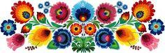 Wycinanki from Lowicz Hungarian Embroidery, Folk Embroidery, Embroidery Patterns, Folk Art Flowers, Flower Art, Boho Pattern, Bordado Popular, Paper Art, Paper Crafts