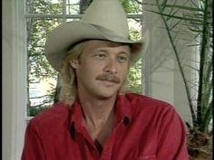1st Interview [1989] by Alan Jackson   Show Clip  VH1.com