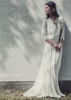 Les robes de mariée - Laure de Sagazan - Blog mariage