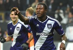 Anderlecht 2-0 Galatasaray: Mbemba books Europa League place for Belgians
