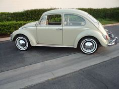 1965 VOLKSWAGEN BEETLE 2 DOOR SEDAN