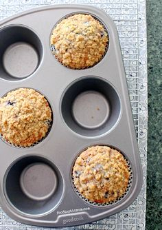 Copycat Panera Wild Blueberry MuffinsLife With The Crust Cut Off