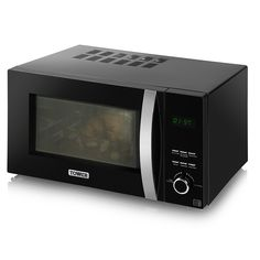 Tower Digital Combi Microwave Boasting a large 23 litre capacity, grill and five power levels with a range of heating options, you'll find it's perfect for cooking an array of meals and even assists browning. Microwaves For Sale, Kitchen Equipment, Cookers, Browning, Ovens, Grilling, Tower, Kitchen Appliances, Range