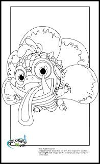 158 best Skylanders images on Pinterest | Coloring book, Coloring ...