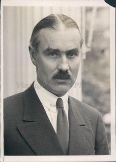 1932 Photo Joseph Grew Ambassador Turkey Japan NH Politics Original Vintage