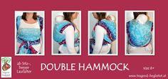 Tutorial: Double Hammock Finishs