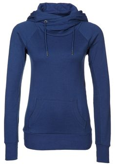 TRADITIONAL - Hoodie - blue made by: Bench. 47 Euro free shipping and returns at Zalando.co.uk