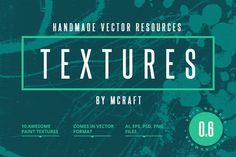 Paint Texture Pack 0.6 by Mcraft on Creative Market