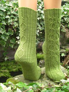 Gold Digger pattern by Heidi Nick Stricken – Suzi Stricken Crochet Socks, Knitting Socks, Hand Knitting, Knit Socks, Knitting Patterns, Knit Crochet, Little Cotton Rabbits, Sexy Socks, Designer Socks
