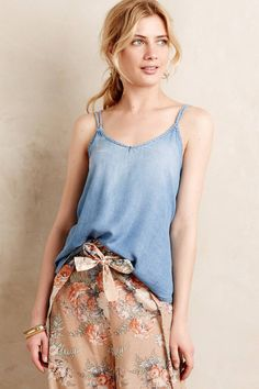 Anthropologie's New Arrivals: Tops & Buttondowns - Topista