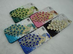 wow!!!!!!!!!!    Iphone 4 Case  Swarovski Crystal Iphone Case Lovely 3D by tilroom, $29.99