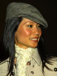 Lucy Liu at the 'Willard' special screening held at The Egyptian Theater/Lloyd