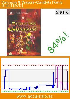 Dungeons & Dragons-Complete [Reino Unido] [DVD] (DVD). Baja 84%! Precio actual 5,91 €, el precio anterior fue de 37,63 €. http://www.adquisitio.es/contender/dungeons-and-dragons-the