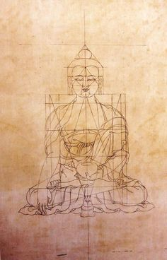 Sacred Geometry of the Buddha