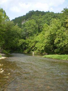 Big Piney River ~ Missouri