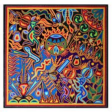 Image result for huichol art