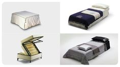A practical and useful ottoman which fits well into any interior. BILL's quilted cover is characterized by its piping and covered buttons, available in alternative colors; BILL is available in two sizes and with a simple action is transformed into a single bed or a large single bed. Milano Bedding http://www.milanobedding.it/
