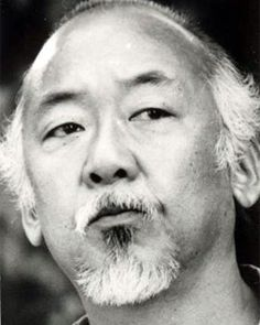 Pat Morita, American actor of Japanese descent (b. (THE KARATE KID) died of kidney failure on November 2005 Hollywood Stars, Classic Hollywood, Old Hollywood, Living Puppets, Tv Star, Kids Part, Celebrity Deaths, Miyagi, Looks Black