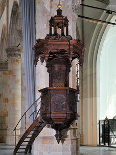 Grote Kerk in Den Haag.