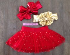 Newborn Girl Take Home Outfit Feather Couture by BabicakesCouture