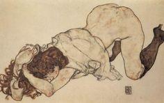 Egon Schiele..