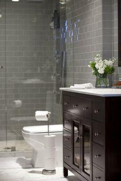 Modern Bathroom - contemporary - bathroom - dallas - RN Interior Design