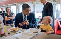 PHOTOS President Obama: The Path to the White House (Time/Callie Shell) - Democratic Underground