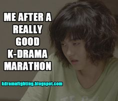 9 steps to KDrama addiction - I may have skipped 1 or 2 or done some in a different order, but, yeah...this is about right :}