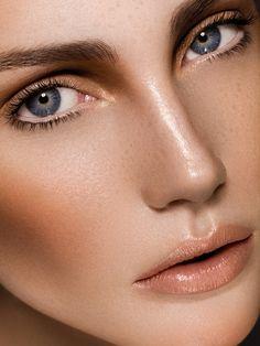 Vanessa Cruz by Gabriele Monte #Beauty #skin