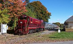Fall Foliage Train Excursions - Lehigh Valley Railroad Historical Society  ____________________________ Shortsville to Phelps