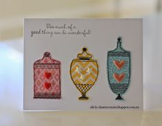 Christine's Creative Capers: CTMH Hostess Rewards Stamp set Sweet As Sugar with CTMH papers (Brushed & Whimsey Paper Fundamentals) and embellishments (red hearts and stars - Chalk It Up Assortment).