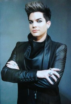 Adam Lambert 2013 Funny | These photos from April's InRock magazine will do things to your ...