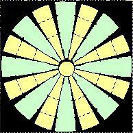 Parabolic solar oven design