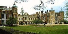 Hatfield House, Hatfield, Hertfordshire, England, UK