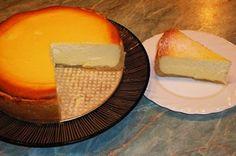 Cottage cheese cake (túrótorta)  recipe in Hungarian