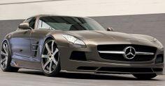 DD Customs Mercedes SLS AMG
