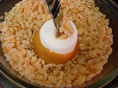 Dishing Up Design: Carmallow Crisps