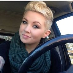 1000+ ideas about Pixie Faux Hawk on Pinterest   Shorter Hair ...