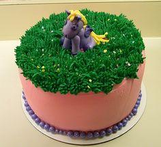 My little pony cake!!