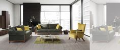 Sofa Group (Newyork) by UPTOWNFURNITURE on Etsy