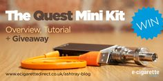 #Giveaway: Aspire Quest Mini – Enter In Seconds!
