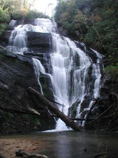 King Creek Falls, Oconee County South Carolina Waterfalls