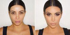 Kim Kardashians visagist doet uit de doeken: dít is wat er van A tot Z gebeurt in de make-upstoel