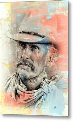 Robert Duvall Augustus McCrae art prints, paper, canvas, metal and wood prints Framed Prints, Canvas Prints, Art Prints, Color Splash Effect, Robert Duvall, Cowboy Art, Wood Print, Fine Art America, Watercolor Paintings