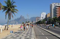 The beaches of Rio...