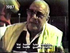 Futura Guerra Civil no Brasil prevista pelo General Figueiredo em 1987 (...  Esse deve ser o futuro (próximo) do Brasil.